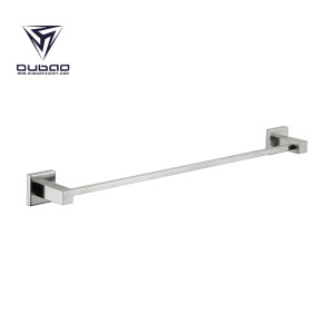 OUBAO Square Bathroom Bath Accessories Brushed Nickel Unique design