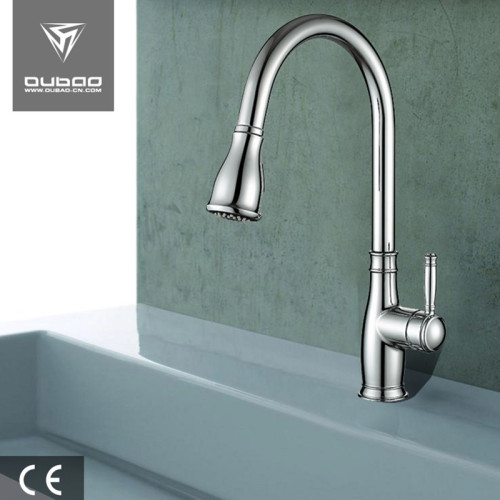 OUBAO Kitchen Water Mixer Tap Factory Direct Supply for Kitchen Sink