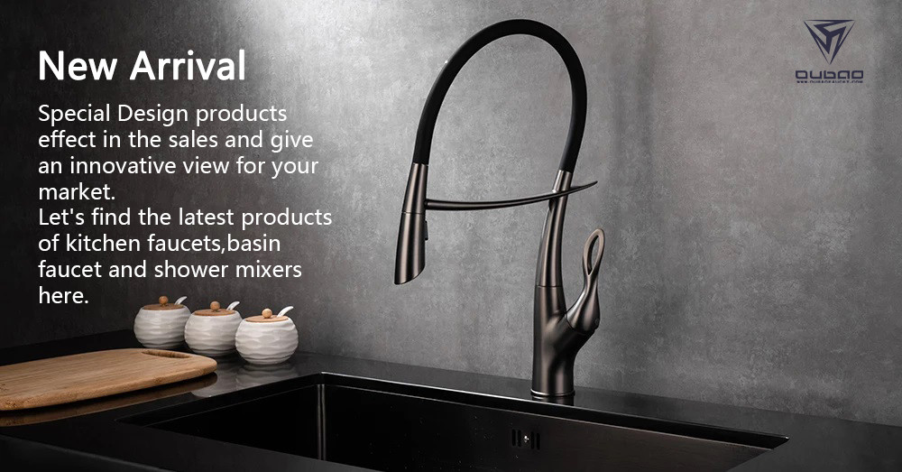 Special Design products effect in the sales and give an innovative view for your market. Let's find the latest products of kitchen faucets,basin faucet and shower mixers here.