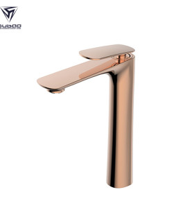 OUBAO Tall Bathroom Faucet Washbasin Tap Modern