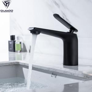 OUBAO brass basin faucet single handle hole new faucet