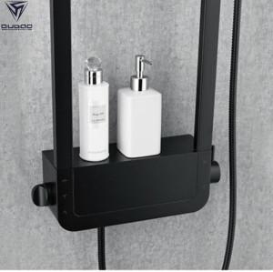 OUBAO New Shower Faucet Set Modern Water Bathroom Shower Faucets