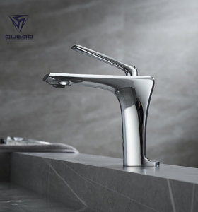 OUBAO single basin faucet,fashion design wash basin faucet for bathroom