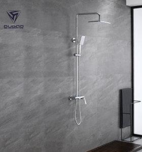 OUBAO bathroom shower faucet set single handle shower faucet