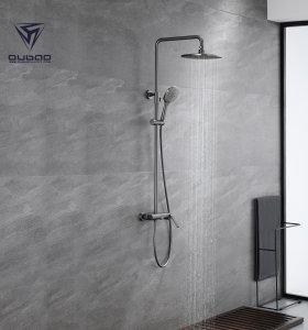 Best shower faucets types one handle rain shower faucet