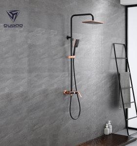 Bathroom shower faucets single handle shower faucet