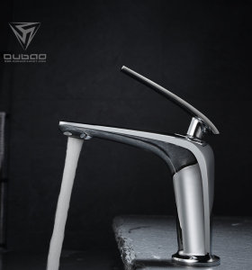 Luxury basin tap faucet,bathroom faucets,single hole bathroom sink faucets