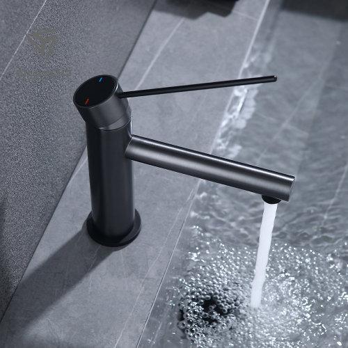 High quality modern faucet bathroom,one hole bathrom water faucet