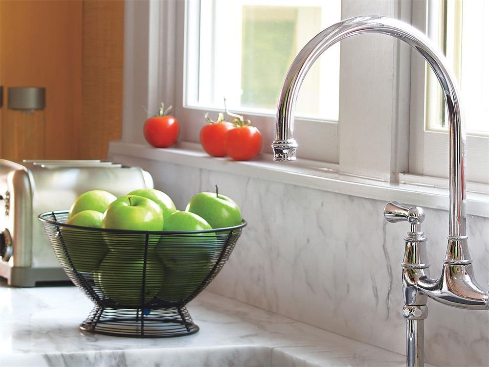 the common reasons and solutions for no water from the kitchen faucet