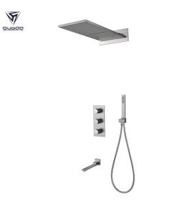 Shower Mixer Faucet Set OB-9083-089 | Chrome