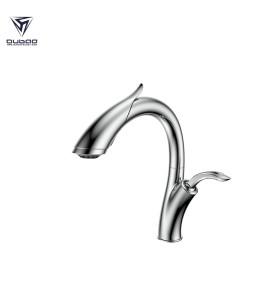 Bathroom Basin Faucet OB-C21 | Chrome
