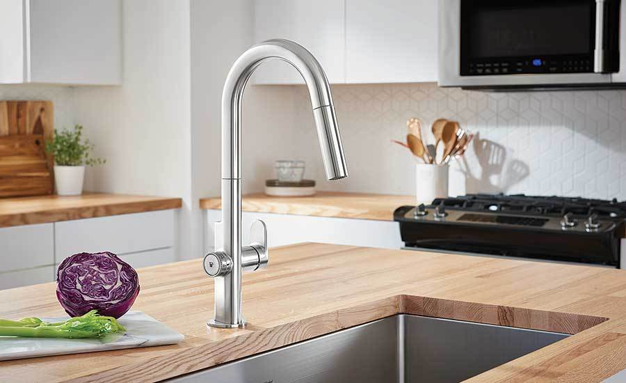correct cleaning methods and proper maintenance techniques to make the kitchen faucet look new
