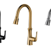 Which is better, chrome faucets or stainless steel faucets?