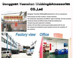 Dongguan Yanshan webbing & Accessories Co.,Ltd.