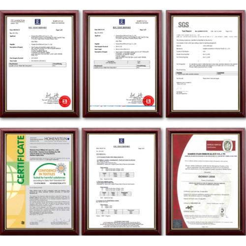 质量认证 Quality assurance