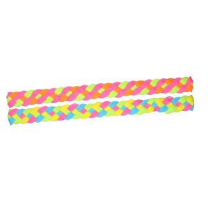 Braided elastic Headband
