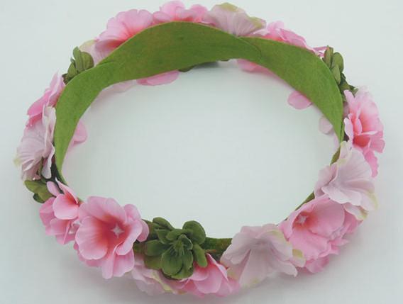 floral crown headband