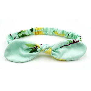 Baby bow Headwarp