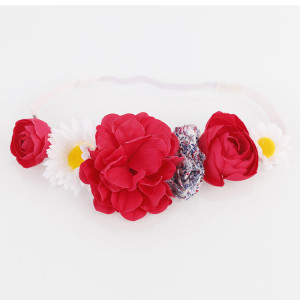 Flower Headwrap