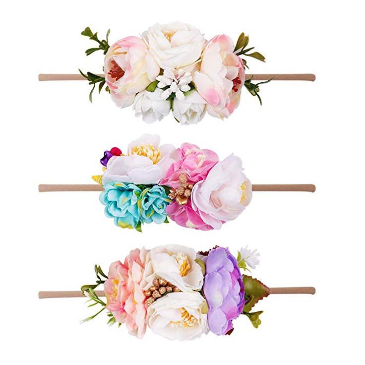 Baby Girls  Floral Headband