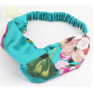 Boho Headbands for Women Girls Criss Cross Elastic Hair Band Twisted Head Wrap