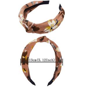 chiffon headband