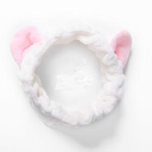 hat ear velvet headband
