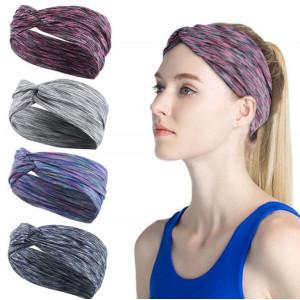 cotton headband with velcro