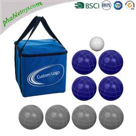 8 Pack Quality Resin Petanque Games Bocce Ball Set / Boules Set FOB Reference Price:Get Latest Price