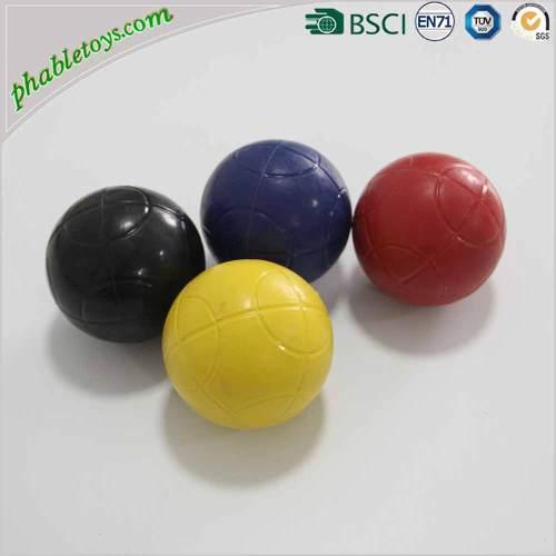 Basic 4 / 6 Players Hardwood Wooden Croquet Games Sets For Beginner / Starter