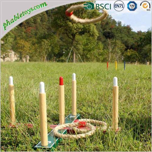 Classic 5 / 10 Pack Rope Ring For Ring Toss Game Set