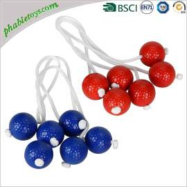 Classic 6 Pack Ladder Golf Balls For Ladder Ball Toss Game