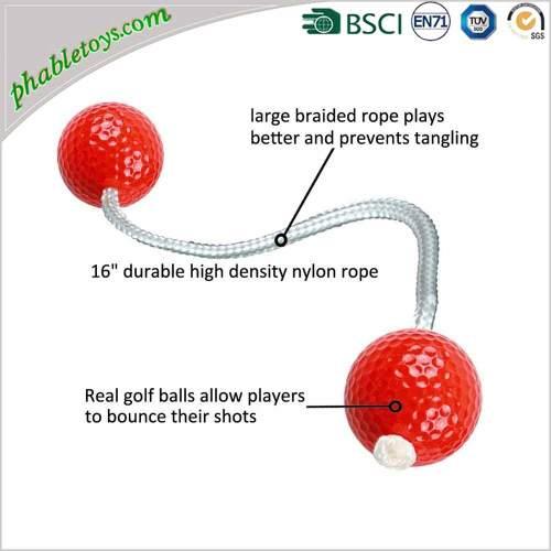 Classic 6 Pack Ladder Golf Balls For Ladder Ball Toss Game
