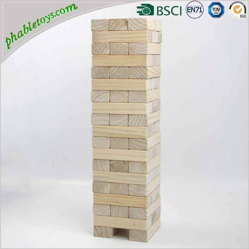 Giant New Zealand Pine Wooden Tumble / Tumbling Toppling Tower / Timbers
