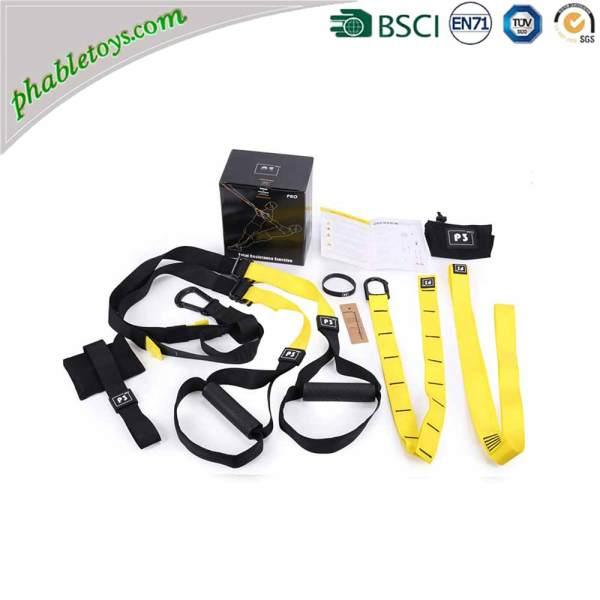 PRO P3 Fitness Resistance Sling Suspension Trainer Kit