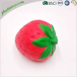 Wholesale Eco-Friendly Scented Soft Fruits Squishy Toys Jumbo Kawaii