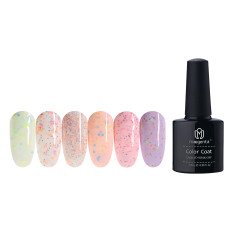 Maagenta Soak Off UV/LED Nail Art Gel Polish Collections