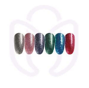 PLATINUM GEL POLISH luxury nail colour