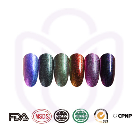 CHAMELEON GEL luxury gel polish for professional nail artist and nail salon