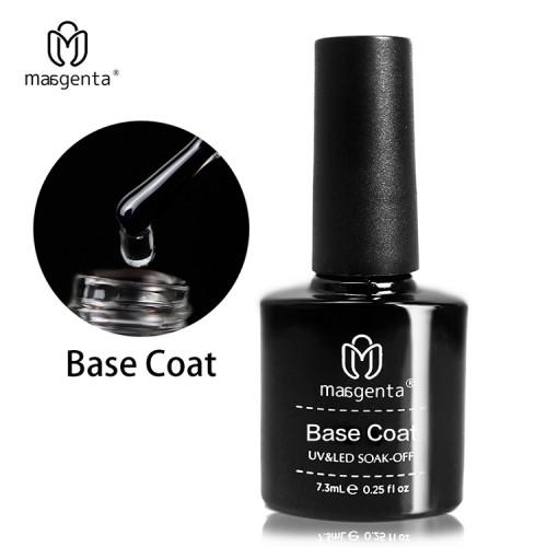 BASE COAT high viscosity luxury gel nail polish for nail salon