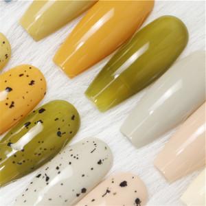 GEL NAIL POLISH Color Gel MAG Solid Color Gel Collection-X08