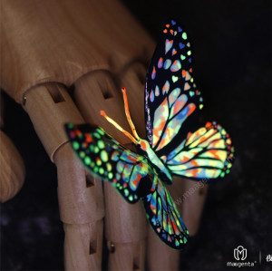 LUMINOUS SPIDER GEL colours for creative nail arts and nail designs
