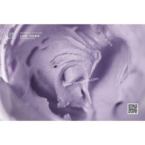 PLASTER GEL special plaster effect gel for creative nail arts and nail designs-MAG Collection X37