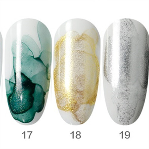 Nail Ink for  gorgeous and floating painting effects MAG Collection-X04