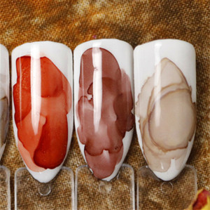 Nail Ink for  gorgeous and floating painting effects MAG Collection-X05