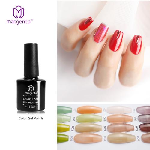 GEL POLISH COLOUR long-lasting nail coating