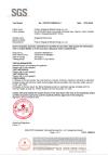 Протокол испытаний базового покрытия SGS
