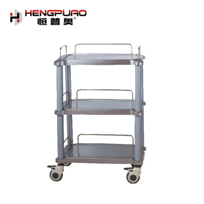 health care medical device quality treatment trolley for hospital