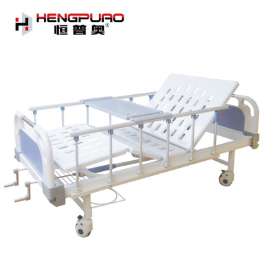 wholesale hospital equipment manual adjustable beds for the elderly