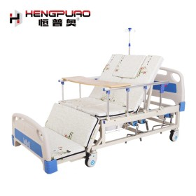 manual adjustable elderly parent care modern hospital beds with cheap price